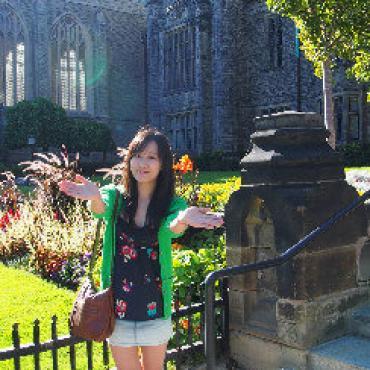 多伦多大学武汉美女的留学生涯:对自己要狠一点