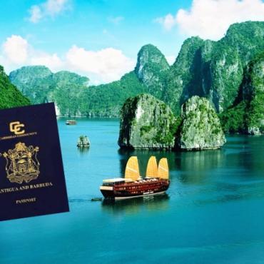 【经验贴】如何用安提瓜护照办理越南旅游签证