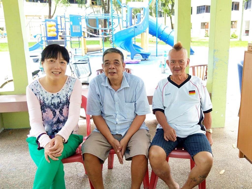 """揭秘新加坡的""""贫民窟"""""""