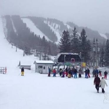 滑雪王国加拿大,错过又要等一年!魁北克周边滑雪胜地大盘点!