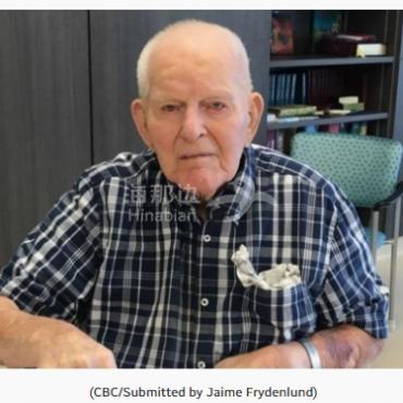 最长寿的加拿大人去世,享年114岁