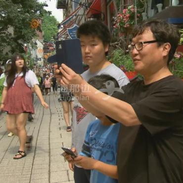 独具魅力:魁北克城大受海外影视拍摄组青睐
