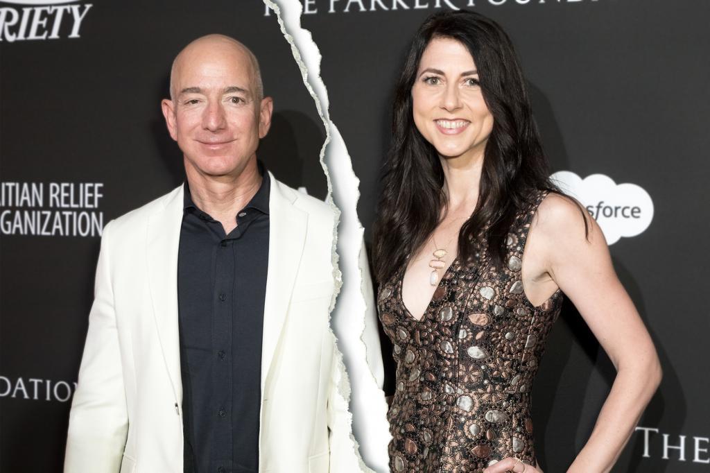 """世界首富离婚启示录:有""""本钱""""的女人才能优雅转身"""