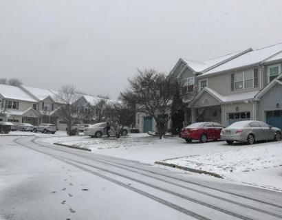 下雪的日子20170107--三涵妈妈的凡人小事儿