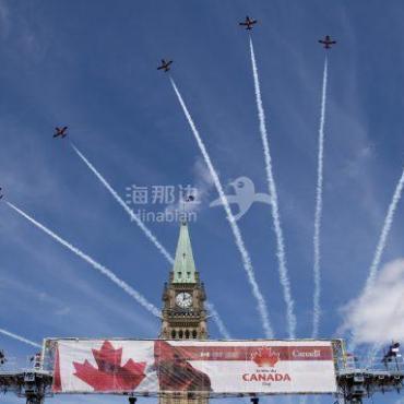 加拿大建国152年,从数字见证成长与繁荣
