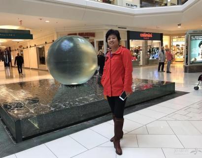 大名鼎鼎的Short Hills Mall--三涵妈妈的凡人小事儿