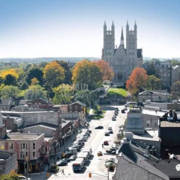 小城市逐渐受欢迎,成加拿大最佳找工作地点