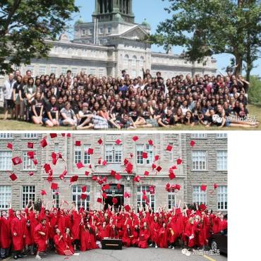 加拿大魁北克最古老的私立学校是这样的!